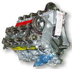 98-05 Chrysler / Dodge 2.7 DOHC Long Block