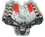 98-02 3.5 Isuzu Trooper DOHC Long Block