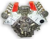 01-06 Chrysler Dodge Jeep 3.7 Long Block