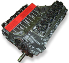 79-97 7.5 Ford 460 Truck OHV Long Block