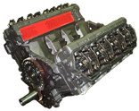 94-04 Powerstroke 7.3 Diesel Long Block Engine