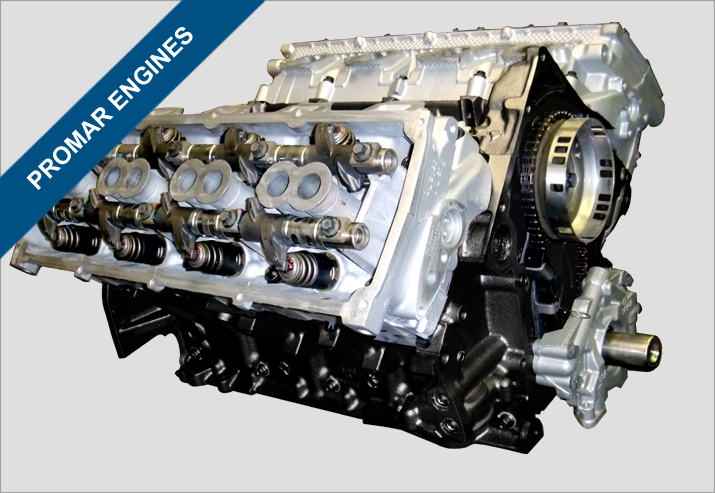 Remanufactured Chrysler And Dodge 5 7 Hemi Engines What