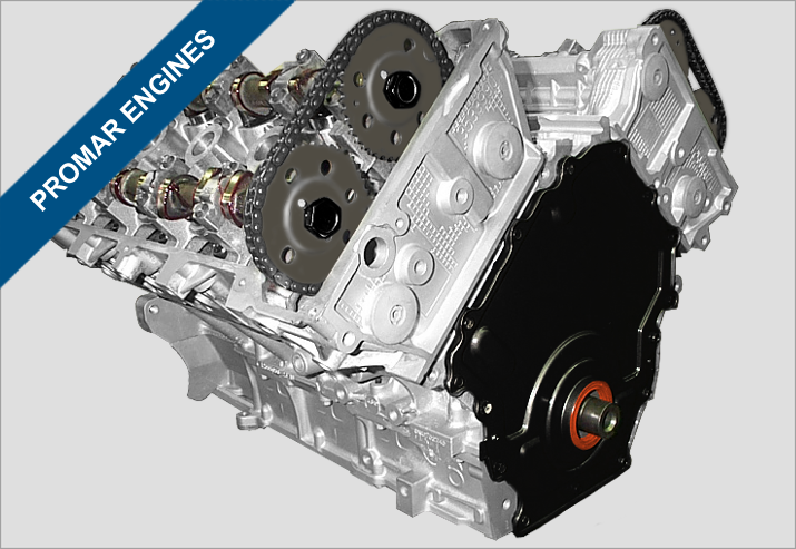 Remanufactured 9308 Cadillac 46 Northstar Engines What's New