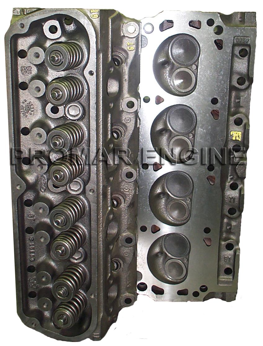 REMANUFACTURED FORD 302 5 0 COBRA GT40 CYLINDER HEADS